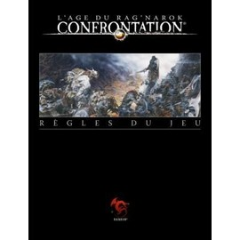 Confrontation Livre De R�gle : L'age Du Rag'narok