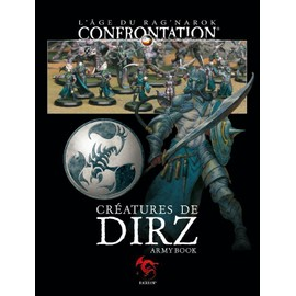 Confrontation Livre D'arm�e Scorpion : Cr�atures De Dirz