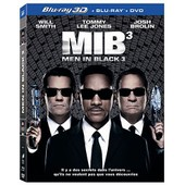 Men In Black 3 - Combo Blu-Ray3d + Blu-Ray+ Dvd de Barry Sonnenfeld
