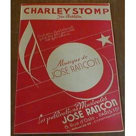 Charley Stomp (Fox-Charleston) José Rançon. 1960
