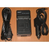 Chargeur de batterie pour Medion / Traveler DS-8330