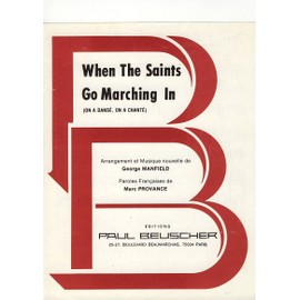 THE IN WHEN MARCHING SAINTS GO