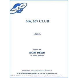 666, 667 CLUB - NOIR DESIR