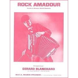 ROCK AMADOUR - BLANCHARD Gerard