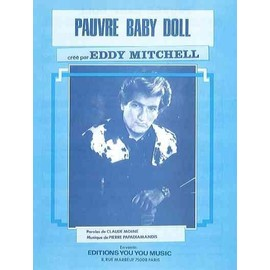 PAUVRE BABY DOLL - MITCHELL Eddy
