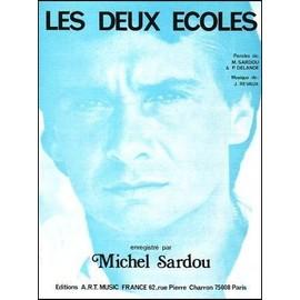LES DEUX ECOLES - SARDOU Michel
