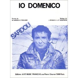 IO DOMENICO - SARDOU Michel