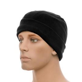Bonnet Polaire Uni Noir La Becasse Airsoft