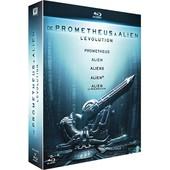 De Prometheus � Alien, L'�volution - Blu-Ray de Ridley Scott