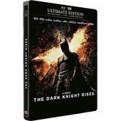 Batman - The Dark Knight Rises - Ultimate Edition Bo�tier Steelbook - Combo Blu-Ray+ Dvd + Copie Digitale de Nolan Christopher