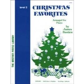 Bastien, James - CHRISTMAS FAVORITES (level 2)