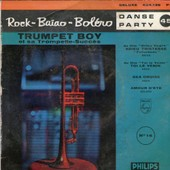 Adieu Tristesse (F�licidade) (Du Film Orfeu Negro) + Amour D'�t� (Loulou Gast�) (Jukebox) - Trumpet Boy