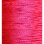 5 M�tres Fil Nylon Tress� Rose Fluo 1mm