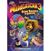 Madagascar 3 : Bons Baisers D'europe de Eric Darnell