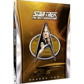 Star Trek - La Nouvelle G�n�ration - Saison 2 - Blu-Ray de Rob Bowman