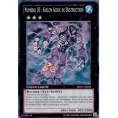 Numero 30 Golem Acide De Destruction (Number 30: Acid Golem Of) Redu-Frse2