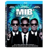 Men In Black 3 - Blu-Ray de Barry Sonnenfeld