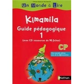 Kimamila Cp - Guide P�dagogique (1cd Audio) de Alain Bentolila