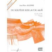 Allerme - Du Solf�ge Sur La Fm 440-4 Lecture/Rythme