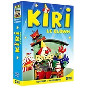 Kiri Le Clown : Coffret 1 de Jean Image