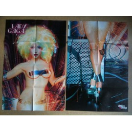 Lady Gaga Poster Geant