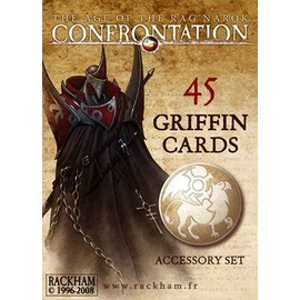 Confrontation Arm�e Du Griffon - Accessory Set : Griffins Cards