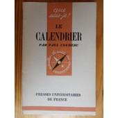 Le Calendrier (2�me �dition De 1948) -