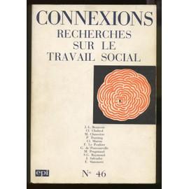 Connexions - Recherches Sur Le Travail Social 46