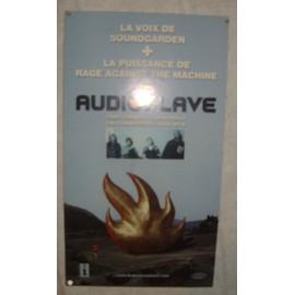 PLV Audioslave RARE