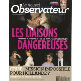 Nouvel Observateur (Le) N� 2482 Du 31/05/2012