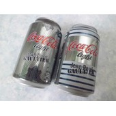Canettes Collector Coca Cola Jean Paul Gaultier