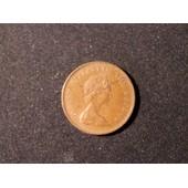 Pi�ce De Monnaie De Jersey 2 New Pence 1971