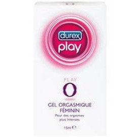Durex Play O - Flacon Pompe 15ml