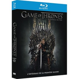 Image Game Of Thrones (Le Trône De Fer) Saison 1 Blu Ray