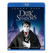 Dark Shadows - Blu-Ray de Tim Burton