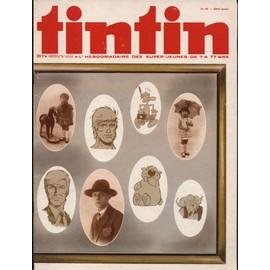 Tintin N� 16 -30�me Ann�e - Edition Belge