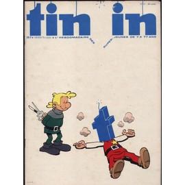 Tintin N� 21 -20�me Ann�e - Edition Belge