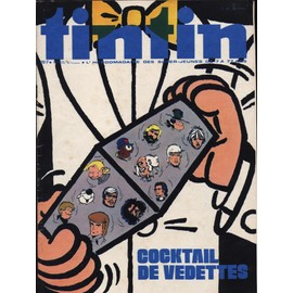 Tintin N� 20 -30�me Ann�e -Edition Belge