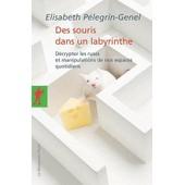 Des Souris Dans Un Labyrinthe - D�crypter Les Ruses Et Manipulations De Nos Espaces Quotidiens de Elisabeth P�legrin-Genel