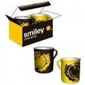 Set De 2 Minis Mugs Smiley