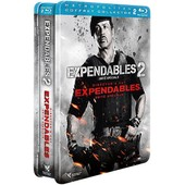 Expendables - Unit� Sp�ciale + Expendables 2 - Unit� Sp�ciale - Pack - Blu-Ray de Sylvester Stallone