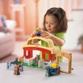 Ferme Little People Fisherprice