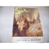 Xix Si�cle Les Grands Auteurs Francais Du Programme de andr� lagarde