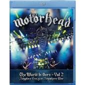 Motorhead The World Is Ours Vol 2 de Lemmy Kilmister