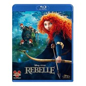 Rebelle - Blu-Ray de Mark Andrews