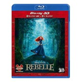 Rebelle - Combo Blu-Ray3d + Blu-Ray de Mark Andrews