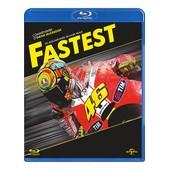 Fastest - Valentino Rossi, Il Dottore - Blu-Ray de Mark Neale