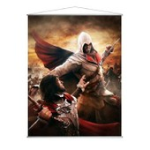 Assassin`S Creed Wallscroll Death From Above 100 X 77 Cm