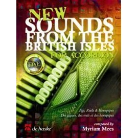 Mees New Sounds from the British Isles + CD