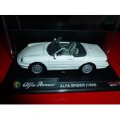 Alfa Romeo Spider (1989) Marque : New-Ray